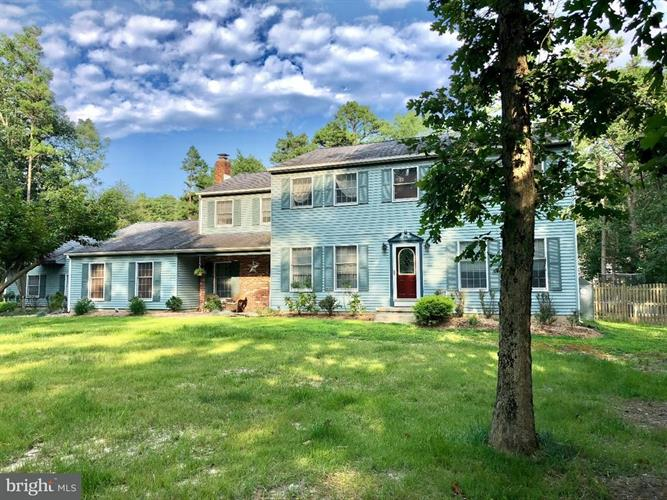 34 PINE CONE COURT, Tabernacle Twp, NJ 08088