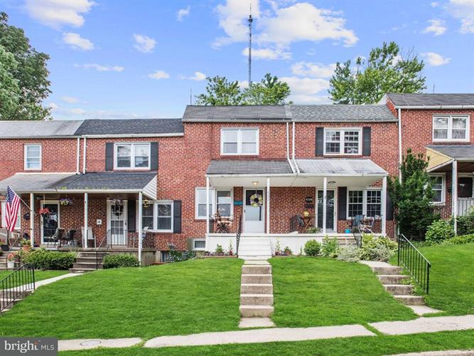 4264 CLYDESDALE AVENUE, Baltimore, MD 21211