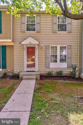 21 DALLINGTON COURT, Perry Hall, MD 21128