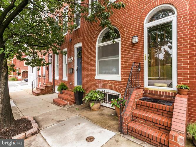 306 RANDALL STREET E, Baltimore, MD 21230