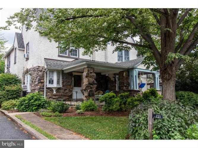 221 UPLAND ROAD, Merion Station, PA 19066