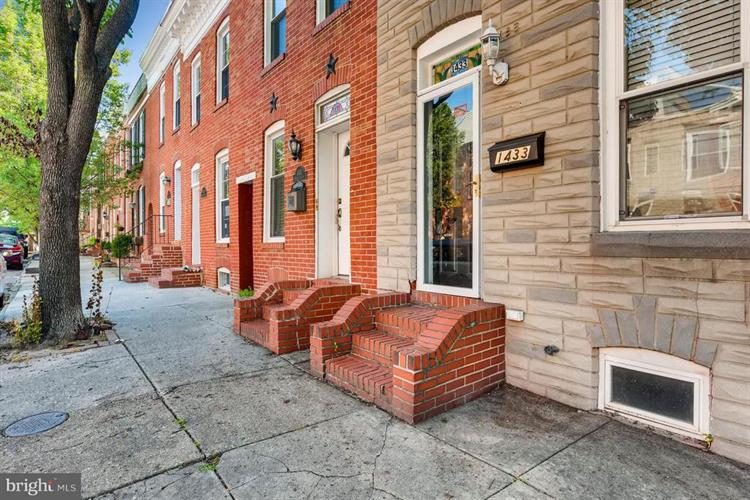 1433 BATTERY AVENUE, Baltimore, MD 21230