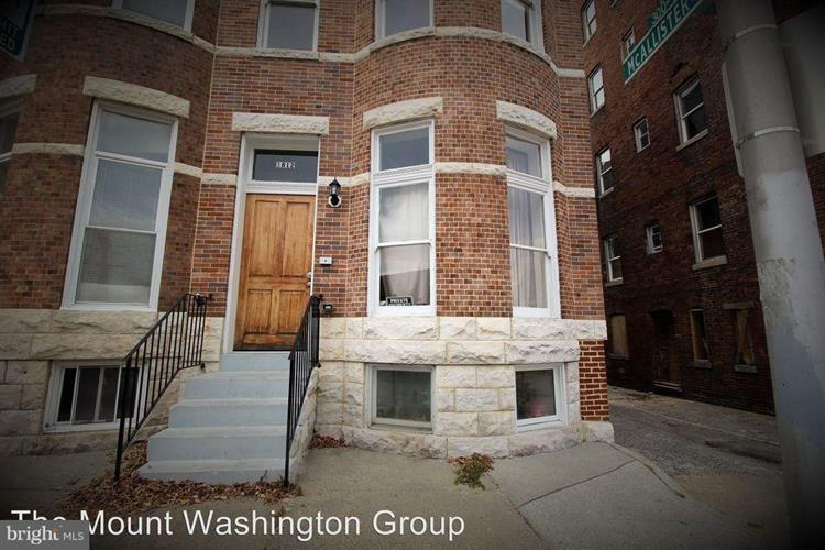 1812 GUILFORD AVENUE, Baltimore, MD 21202