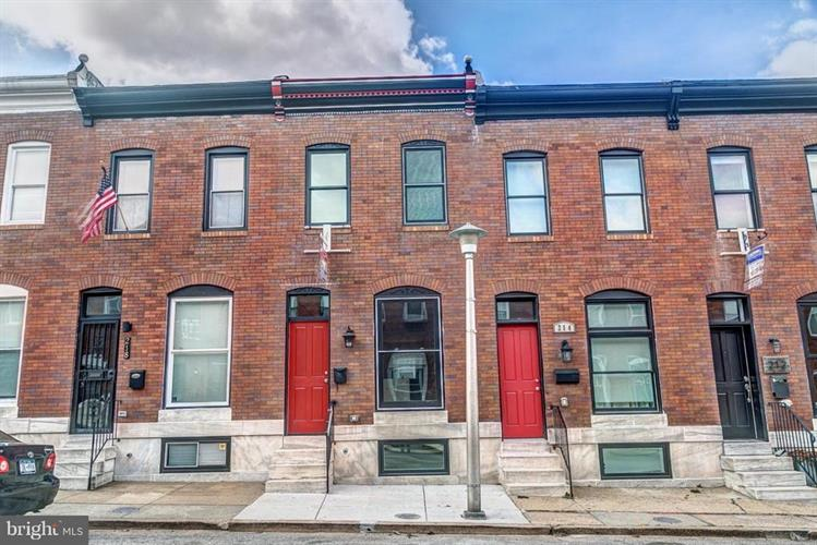 216 ROBINSON STREET S, Baltimore, MD 21224
