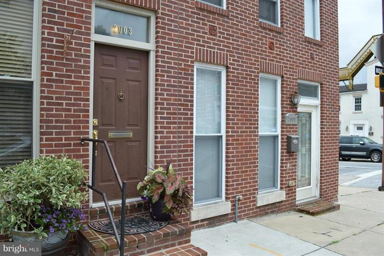 2001 GOUGH STREET, Baltimore, MD 21231