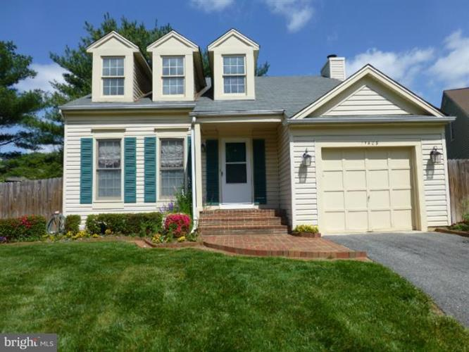 11409 SADDLEVIEW PLACE, Gaithersburg, MD 20878