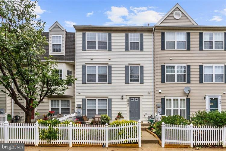 18903 CROSSTIE TERRACE, Germantown, MD 20874