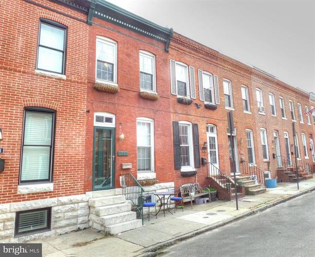 1735 CLARKSON STREET, Baltimore, MD 21230 - Image 1