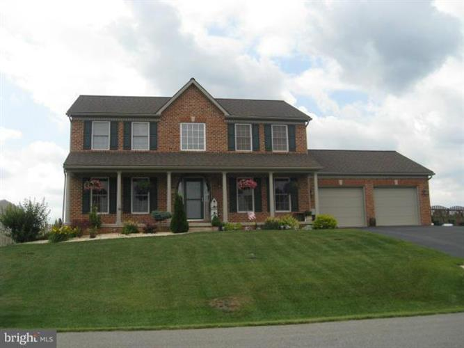 13609 PULASKI DRIVE, Hagerstown, MD 21742 - Image 1