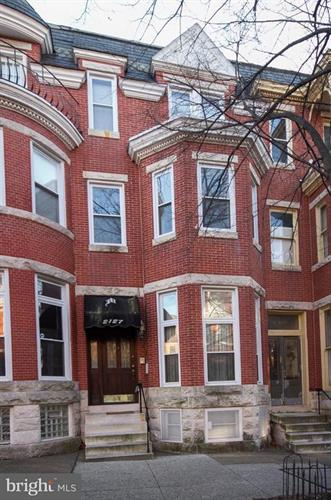 2127 BOLTON STREET, Baltimore, MD 21217 - Image 1
