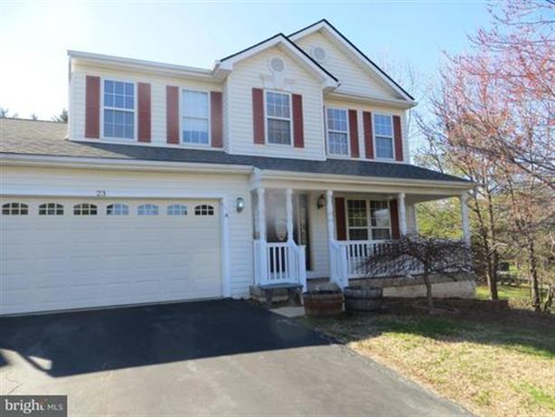 23 JOPLIN COURT, Stafford, VA 22554