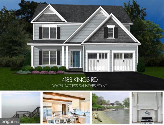 4183 KINGS ROAD, Edgewater, MD 21037