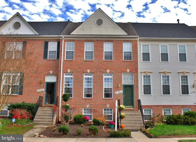 7706 BATTERY BEND WAY, Montgomery Village, MD 20886