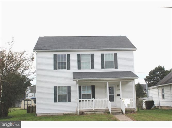 221 COMMERCE STREET, Harrington, DE 19952