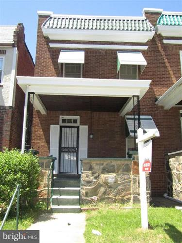 338 MARYDELL ROAD, Baltimore, MD 21229