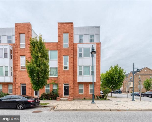 1706 E EAGER STREET, Baltimore, MD 21205