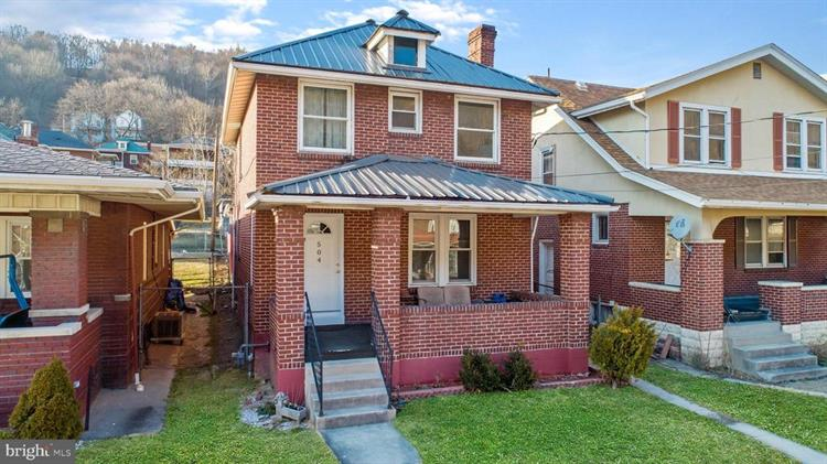 504 FREDERICK STREET, Cumberland, MD 21502 - Image 1
