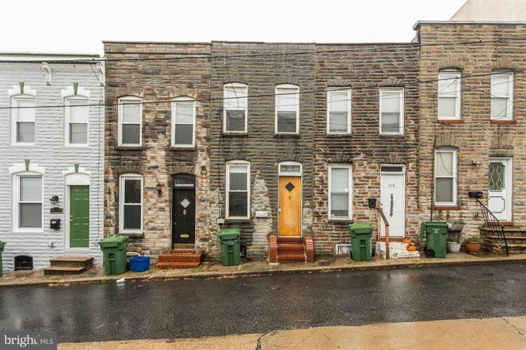 512 S DUNCAN STREET, Baltimore, MD 21231