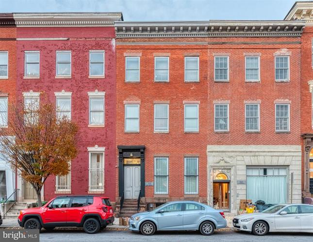 222 W MONUMENT STREET, Baltimore, MD 21201 - Image 1