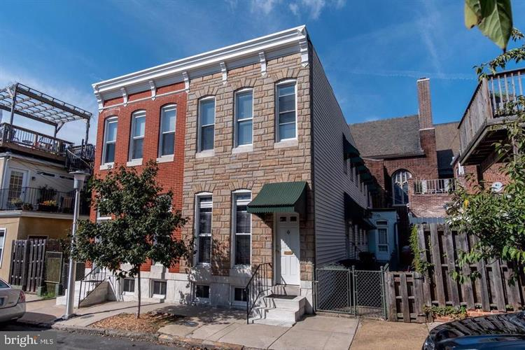 4 E GITTINGS STREET, Baltimore, MD 21230 - Image 1
