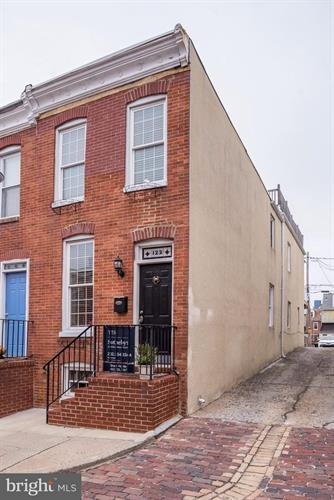 122 E CLEMENT STREET, Baltimore, MD 21230 - Image 1