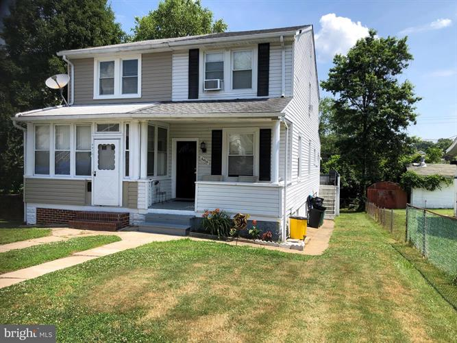 4418 WOODLEA AVE, Baltimore, MD 21206 - Image 1