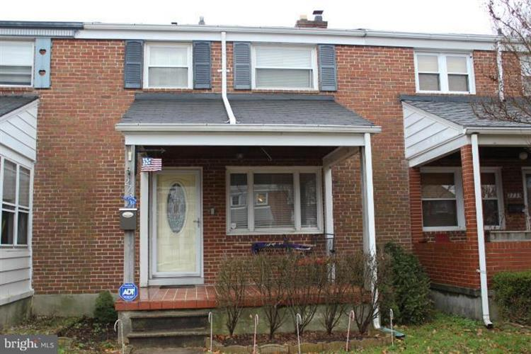2737 MOORGATE* ROAD, Baltimore, MD 21222