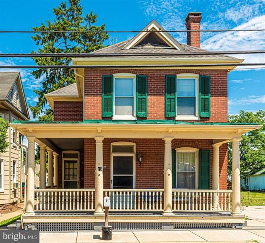10 N MAIN STREET, Woodsboro, MD 21798 - Image 1