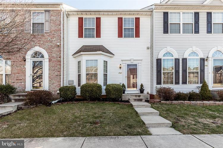 4963 BRISTLE CONE CIRCLE, Aberdeen, MD 21001 - Image 1
