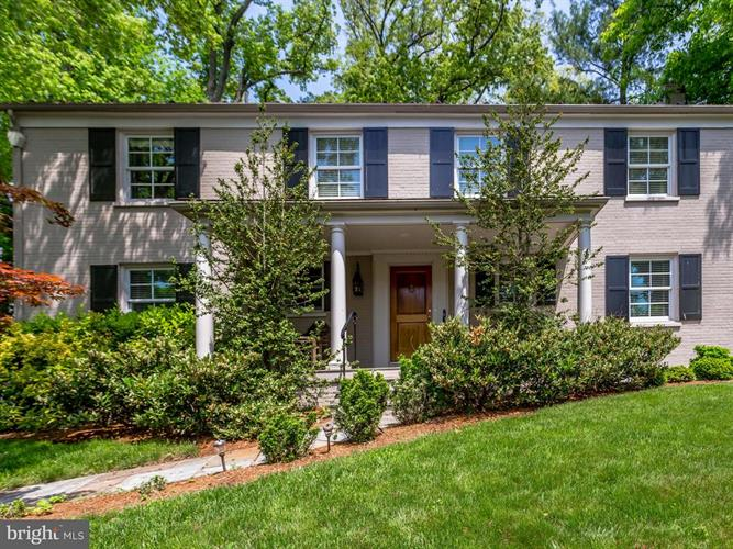 6211 GARNETT DRIVE, Chevy Chase, MD 20815 - Image 1