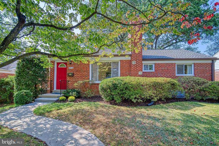 8516 LEONARD DRIVE, Silver Spring, MD 20910 - Image 1