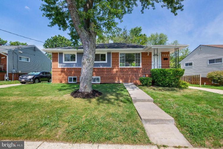 7222 LANSDALE STREET, District Heights, MD 20747 - Image 1