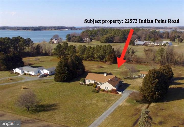 22572 INDIAN POINT ROAD, Bozman, MD 21612 - Image 1