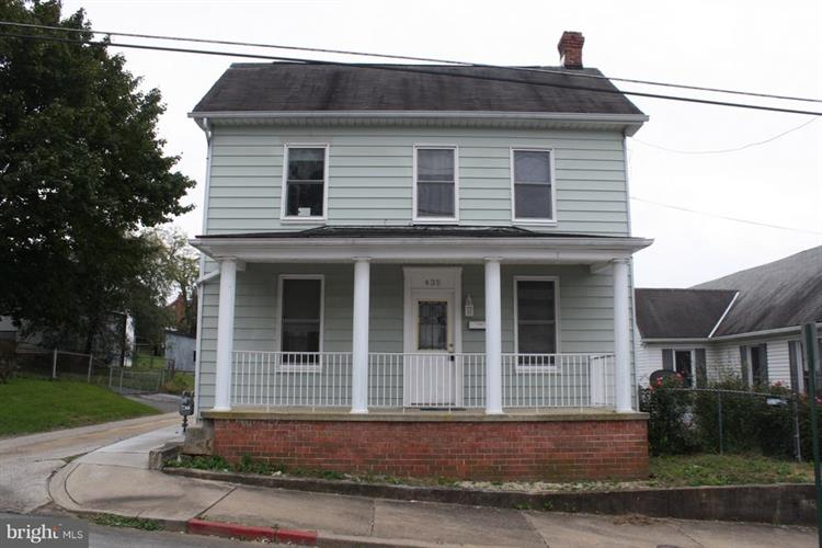 435 LIBERTY STREET, Hagerstown, MD 21740