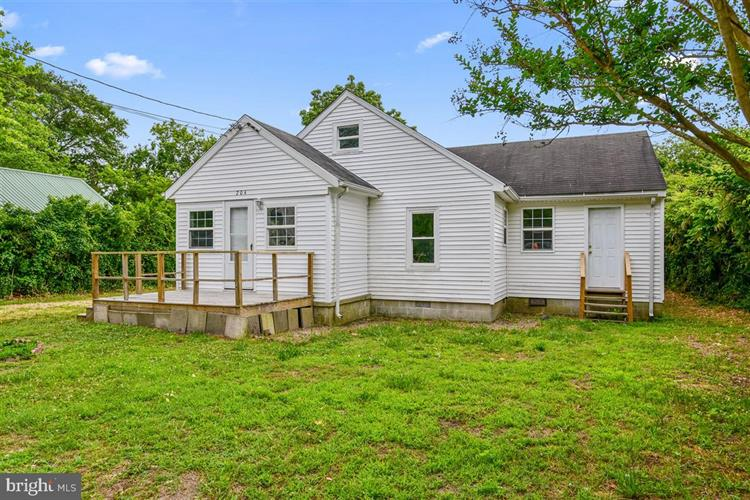 204 HOLLY STREET, Fruitland, MD 21826 - Image 1
