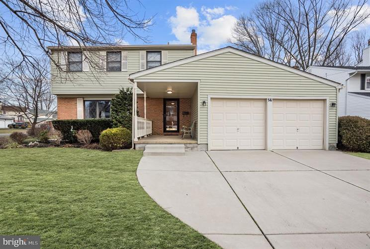 14 BLACK LATCH LANE, Cherry Hill, NJ 08003 - Image 1