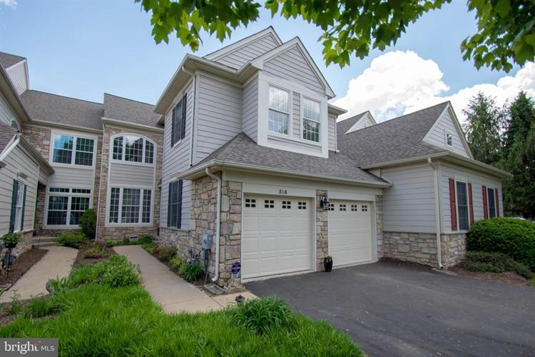 316 GREENBRIAR DRIVE, West Chester, PA 19382 - Image 1