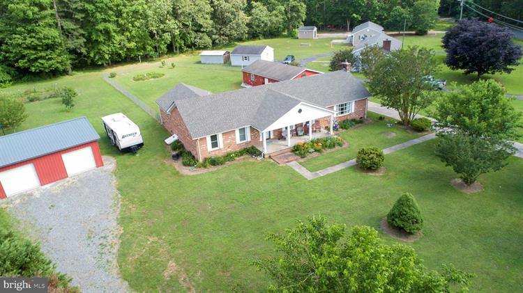 1576 FOLLY ROAD, Heathsville, VA 22473 - Image 1