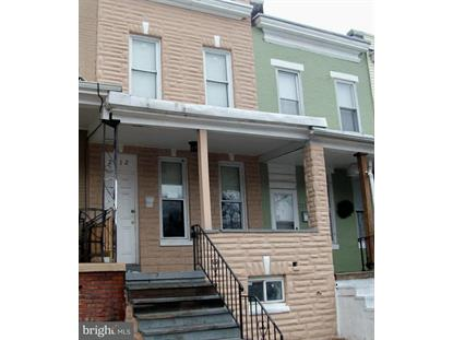 2312 SIDNEY AVENUE, Baltimore, MD
