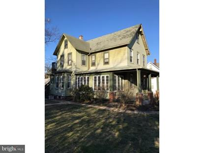 843 MORGAN AVENUE Palmyra, NJ MLS# 1000114752