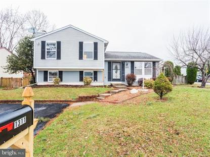 1311 HILLCREST DRIVE Frederick, MD MLS# 1000222946