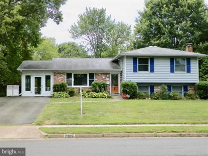 2309 APPLE HILL ROAD, Alexandria, VA