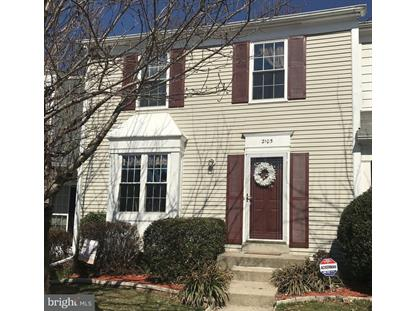 2105 CARRIAGE SQUARE PLACE, Silver Spring, MD