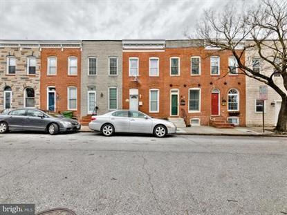 1413 COVINGTON STREET Baltimore, MD MLS# 1000237420