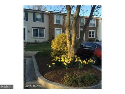 1437 MISTY LAKE COURT, Hanover, MD