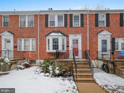 208 OVERBROOK ROAD, Baltimore, MD