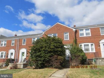 206 GAYWOOD ROAD, Baltimore, MD