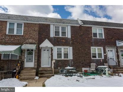 236 GRAMERCY DRIVE, Clifton Heights, PA
