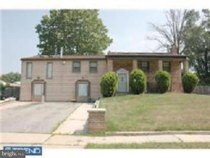 272 TIFFANY LANE Willingboro, NJ MLS# 1000273238