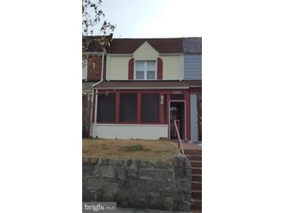3331 BLAINE STREET NE Washington, DC MLS# 1000279172